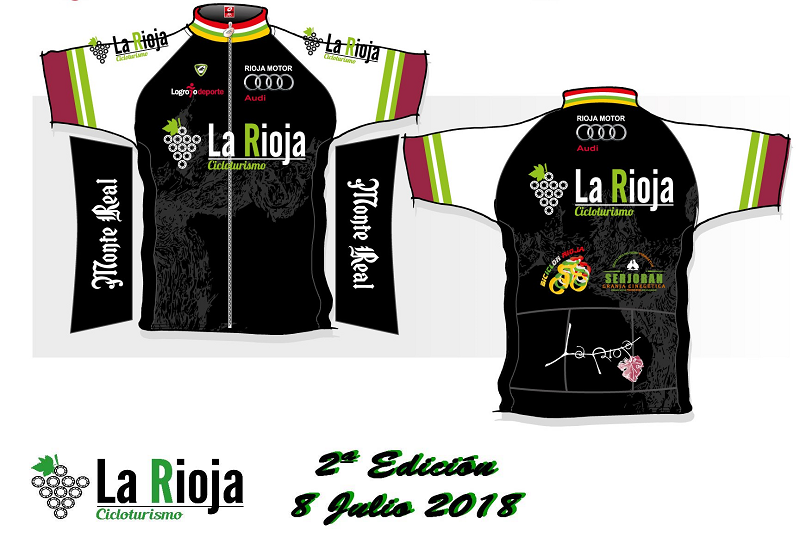 Maillot Final Cicloturismo 2018